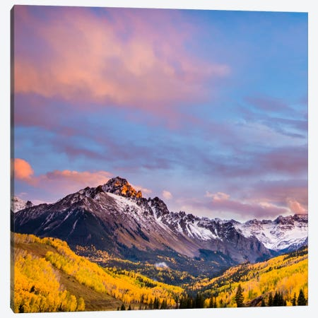 Fall Valley #2 Canvas Print #11573B} by Dan Ballard Canvas Artwork