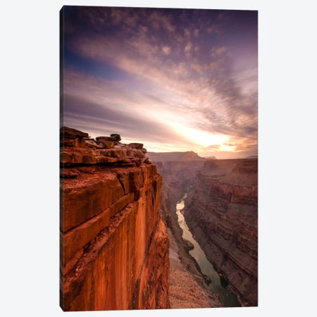 Grand Canyon Canvas Print #11577} by Dan Ballard Canvas Art