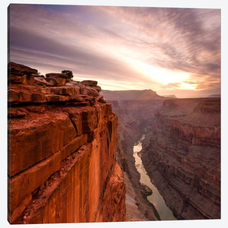 Grand Canyon #2 Canvas Print #11577B} by Dan Ballard Canvas Art