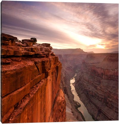 Grand Canyon #2 Canvas Art Print