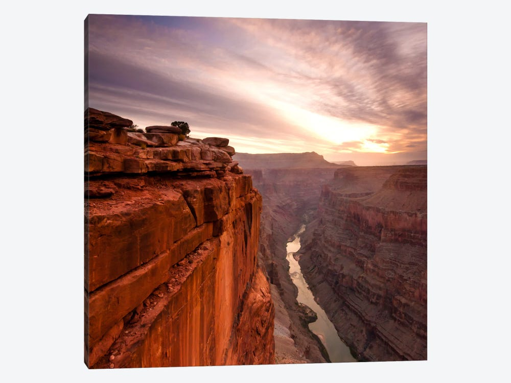 Grand Canyon #2 by Dan Ballard 1-piece Art Print