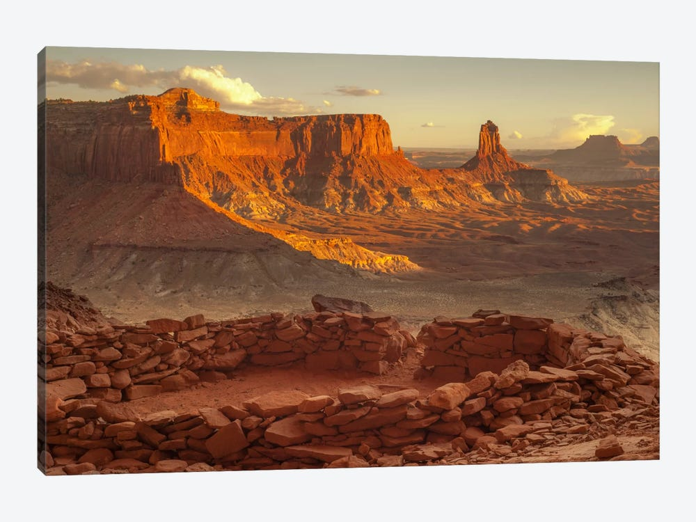 Lost Kiva by Dan Ballard 1-piece Canvas Wall Art
