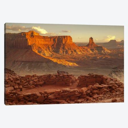 Lost Kiva Canvas Print #11580} by Dan Ballard Canvas Art