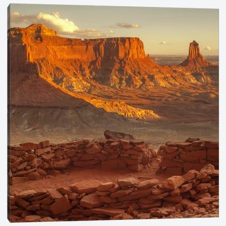 Lost Kiva #2 Canvas Print #11580B} by Dan Ballard Canvas Art