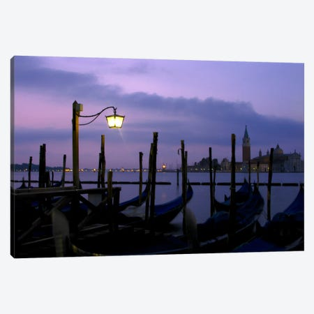 Nights of Italy Canvas Print #11592} by Dan Ballard Canvas Print