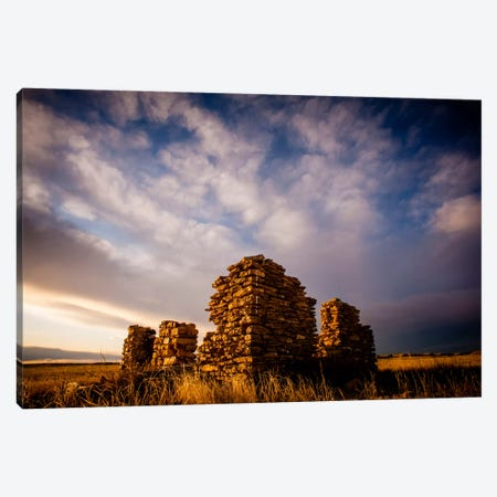 Past Times Canvas Print #11595} by Dan Ballard Canvas Artwork