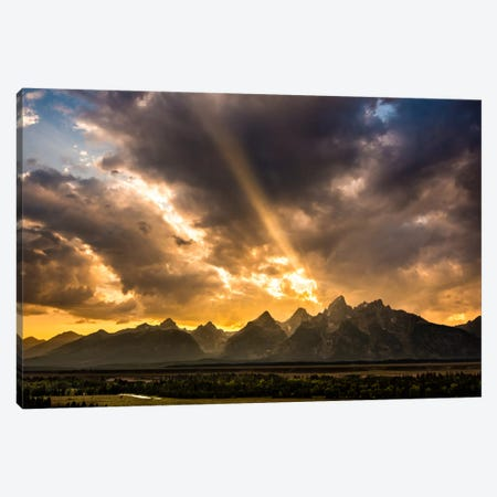 Power of Beauty Canvas Print #11596} by Dan Ballard Canvas Art