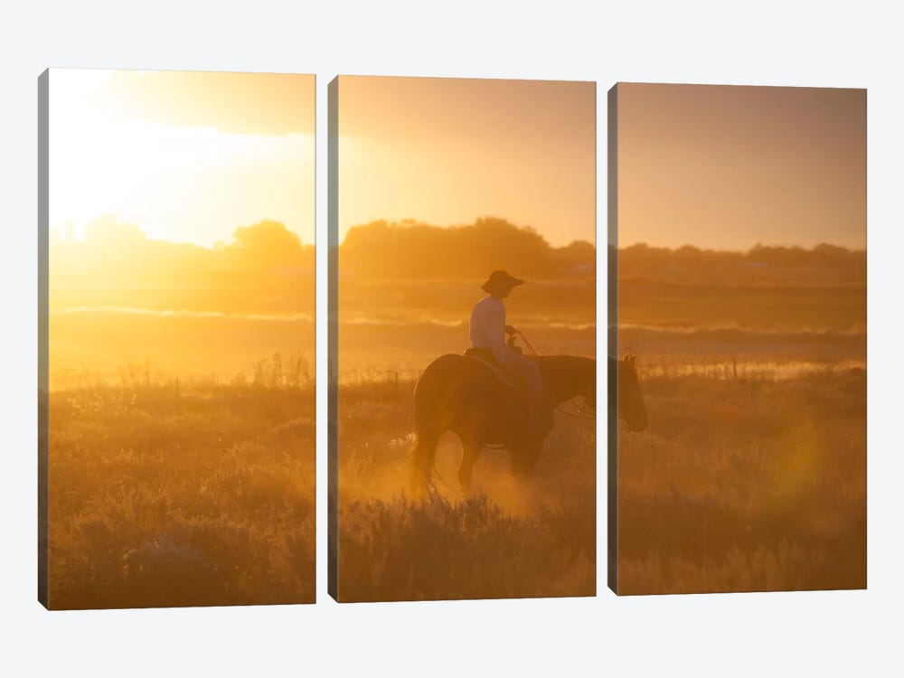 Ready To Ride 3-piece Canvas Wall Art