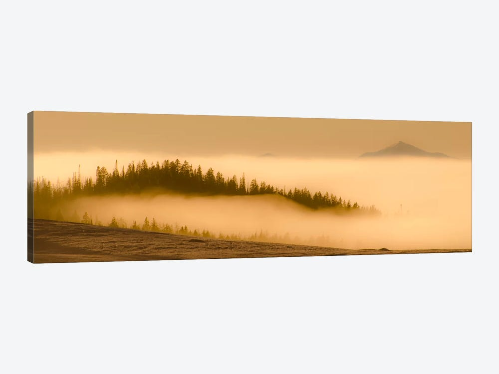 Rolling Mist by Dan Ballard 1-piece Canvas Artwork