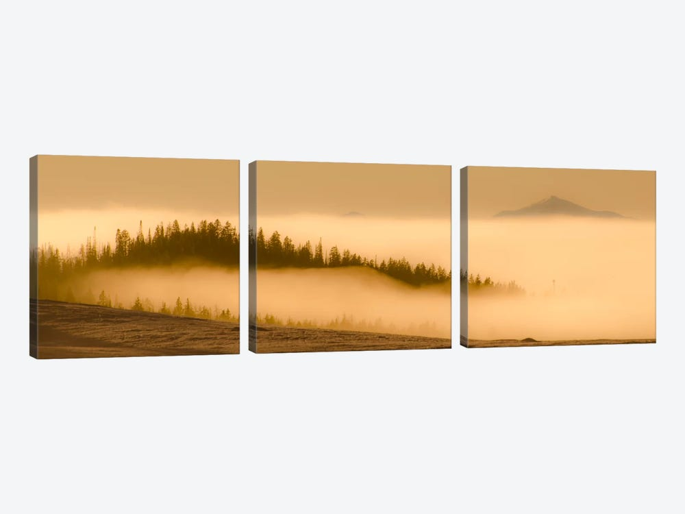 Rolling Mist by Dan Ballard 3-piece Canvas Artwork