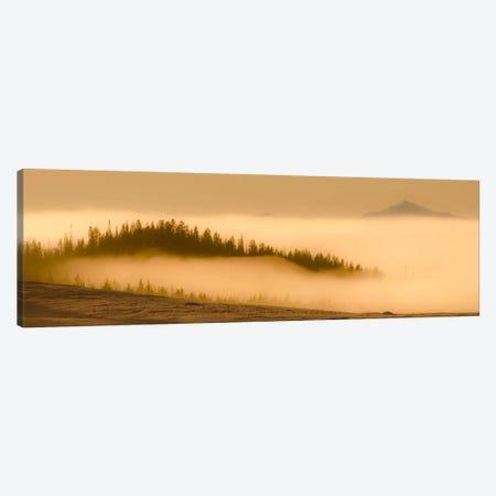Rolling Mist Canvas Print #11600} by Dan Ballard Art Print