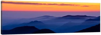 Rising Mist #3 Canvas Print #11601C