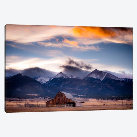 San Greys Canvas Print #11603} by Dan Ballard Canvas Print