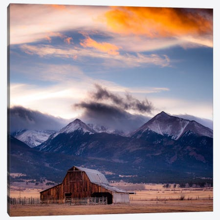 San Greys #2 Canvas Print #11603B} by Dan Ballard Art Print