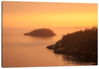 Waters Calm Canvas Print #11611