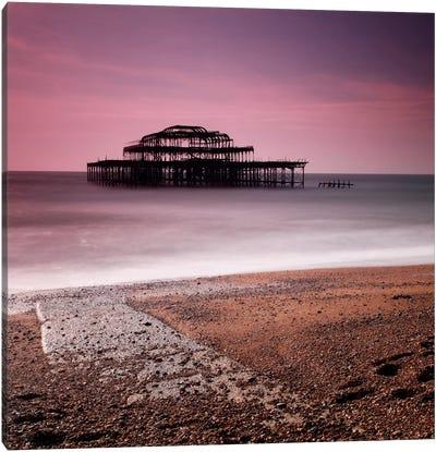 Brighton Pier Canvas Art Print