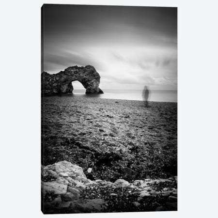 Durdle Door Canvas Print #11619} by Nina Papiorek Canvas Wall Art