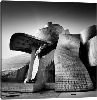 Guggenheim Bilbao Canvas Art Print