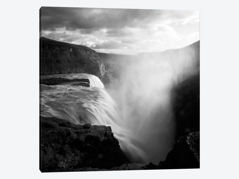 Iceland Gullfoss by Nina Papiorek 1-piece Art Print