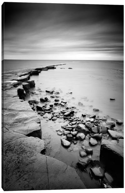 Kimmeridge Bay Canvas Art Print