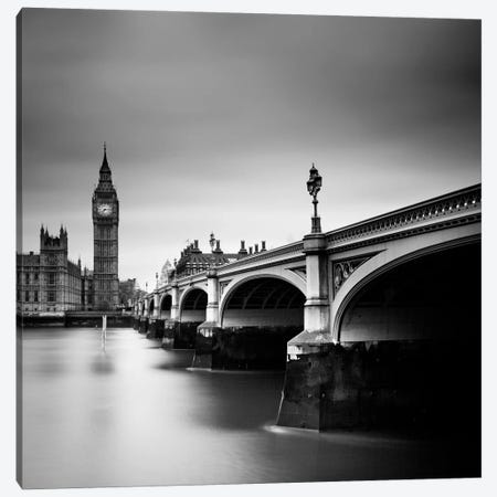 London Westminster Canvas Print #11632} by Nina Papiorek Canvas Artwork