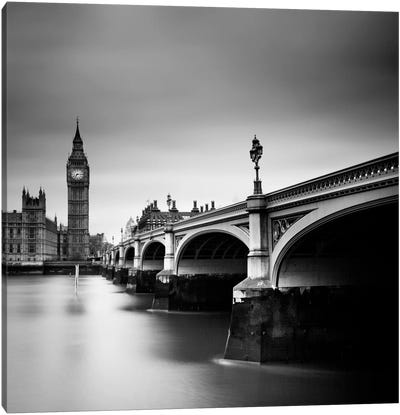 London Westminster Canvas Art Print