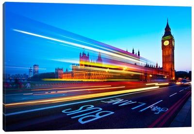 London Big Ben Canvas Print #11634