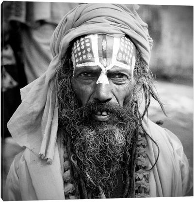Nepal Saddhu I Canvas Art Print