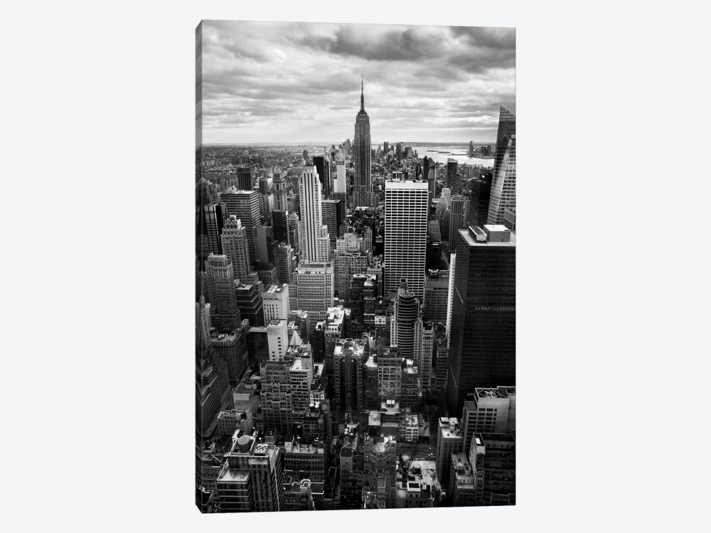 NYC Downtown II by Nina Papiorek 1-piece Art Print