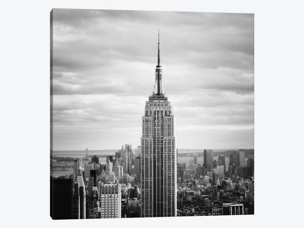 NYC Empire by Nina Papiorek 1-piece Canvas Print