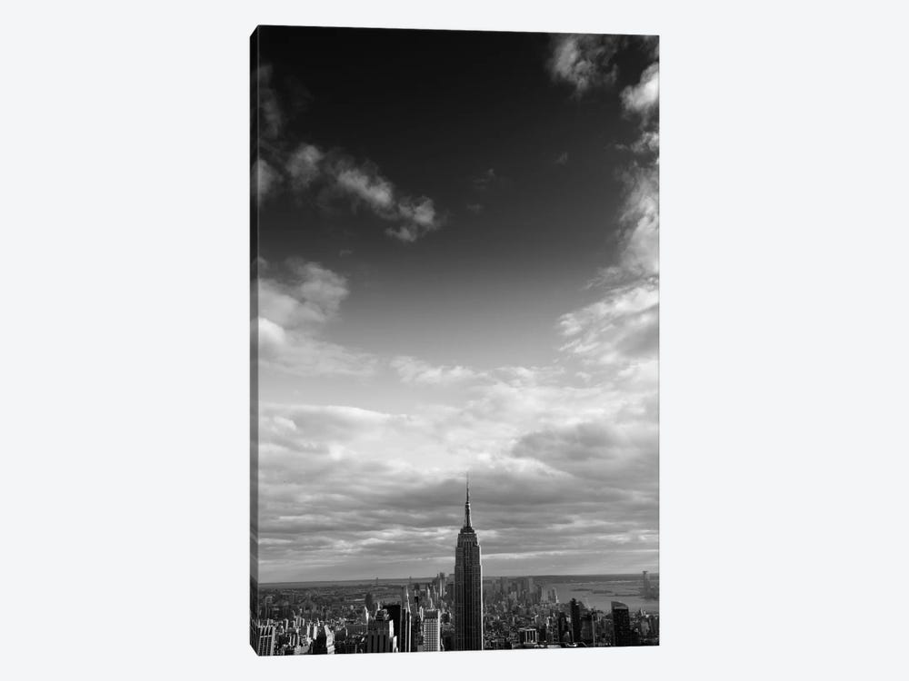 NYC Manhattan Sky by Nina Papiorek 1-piece Canvas Print