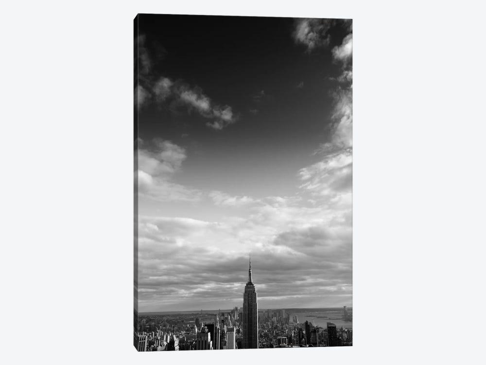NYC Manhattan Sky by Nina Papiorek 1-piece Canvas Print