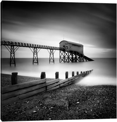 Selsey Lifeboat Station II Canvas Art Print