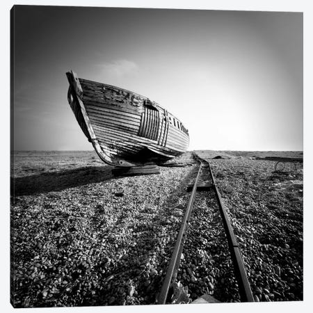 Ship Wreck II Canvas Print #11669} by Nina Papiorek Canvas Art Print