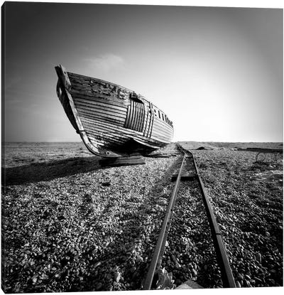 Ship Wreck II Canvas Art Print