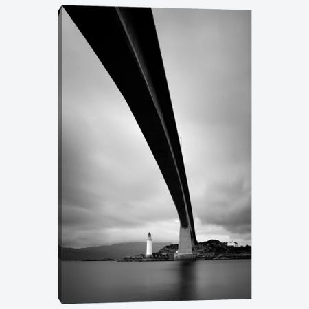 Skye Bridge Canvas Print #11670} by Nina Papiorek Canvas Artwork