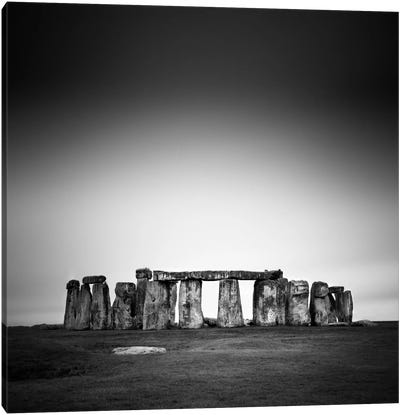 Stonehenge Canvas Art Print