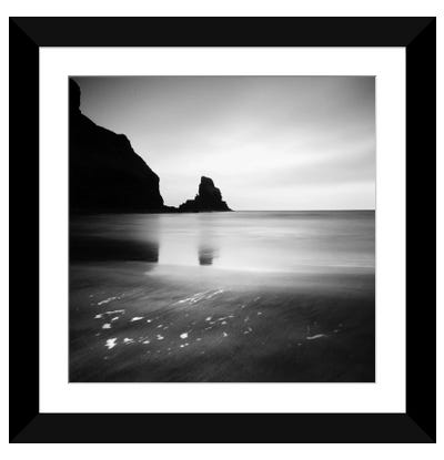 Talisker Bay Framed Art Print