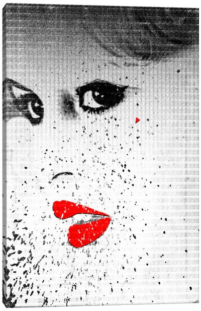 Brigitte Canvas Print #11686