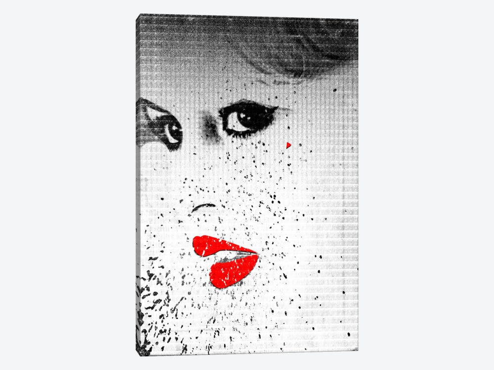 Brigitte by Ruud van Eijk 1-piece Canvas Artwork