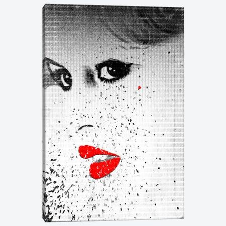 Brigitte Canvas Print #11686} by Ruud van Eijk Canvas Wall Art