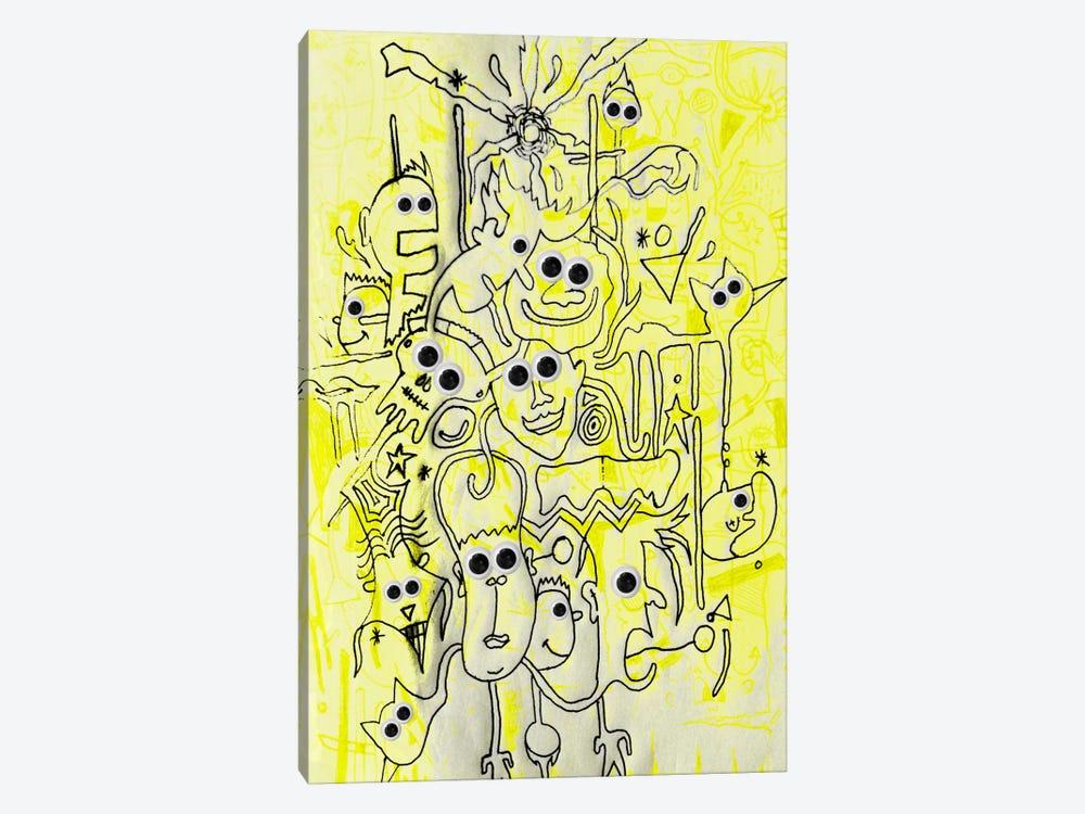 Daytime by Ruud van Eijk 1-piece Canvas Print