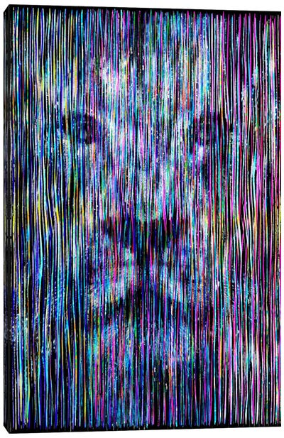 Threads Canvas Print #11693