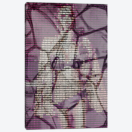 Them Dots Canvas Print #11695} by Ruud van Eijk Art Print