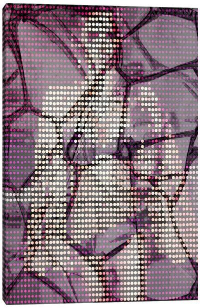 Them Dots Canvas Art Print