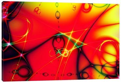 Fire Ball Canvas Art Print