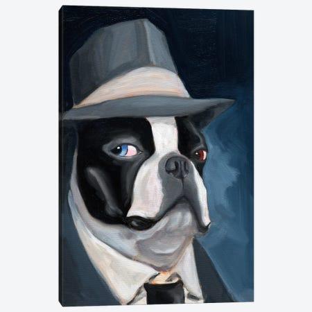 Old Blue Eye Canvas Print #12009} by Brian Rubenacker Art Print