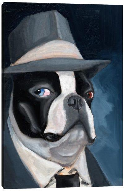 Old Blue Eye Canvas Art Print