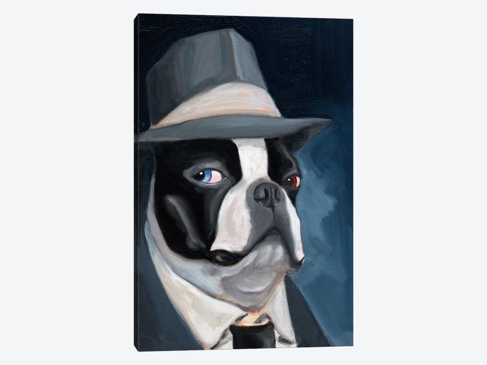 Old Blue Eye by Brian Rubenacker 1-piece Art Print
