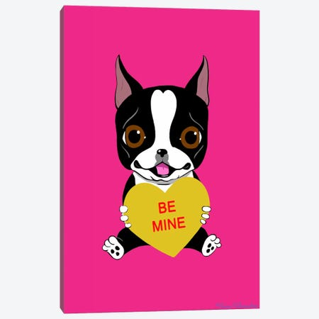 Be Mine Canvas Print #12025} by Brian Rubenacker Canvas Artwork
